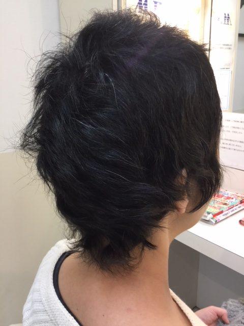 抗がん剤治療後のくせ毛にストレートパーマをかけるかどうか