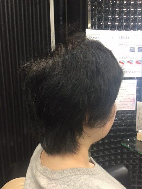 抗がん剤治療後の自毛をカットしてウィッグ卒業&地毛デビュー!